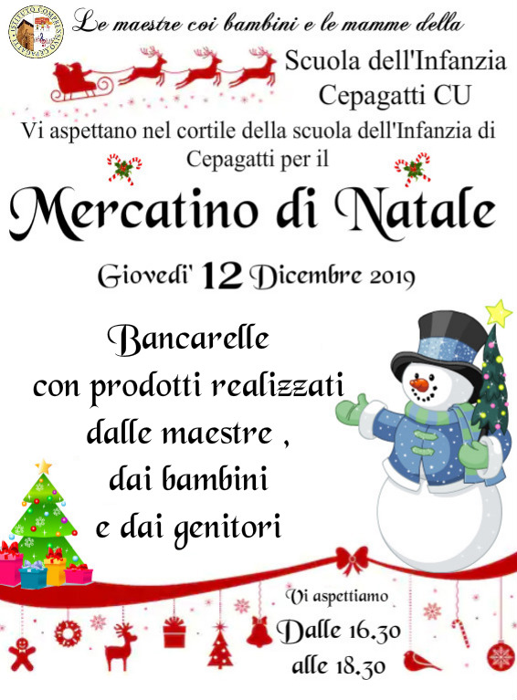 Mercatini di Natale 2019 - 01